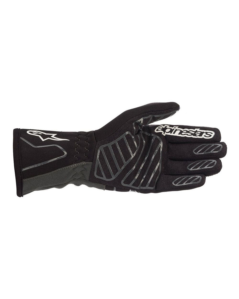 Alpinestars Tech-1K V2 Schwarz Anthrazit