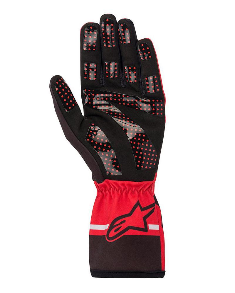 Alpinestars Tech-1K Race Junior V2 Solid Red Black Gray