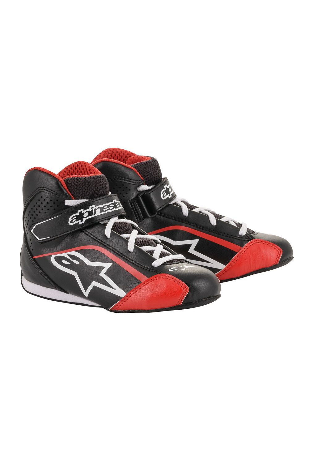 Alpinestars Tech-1 KS Shoe Junior Black Red