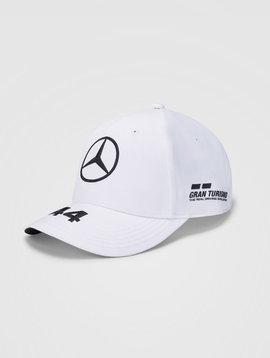 Mercedes Kids Cap Hamilton (Baseball) 2020 - Weiß