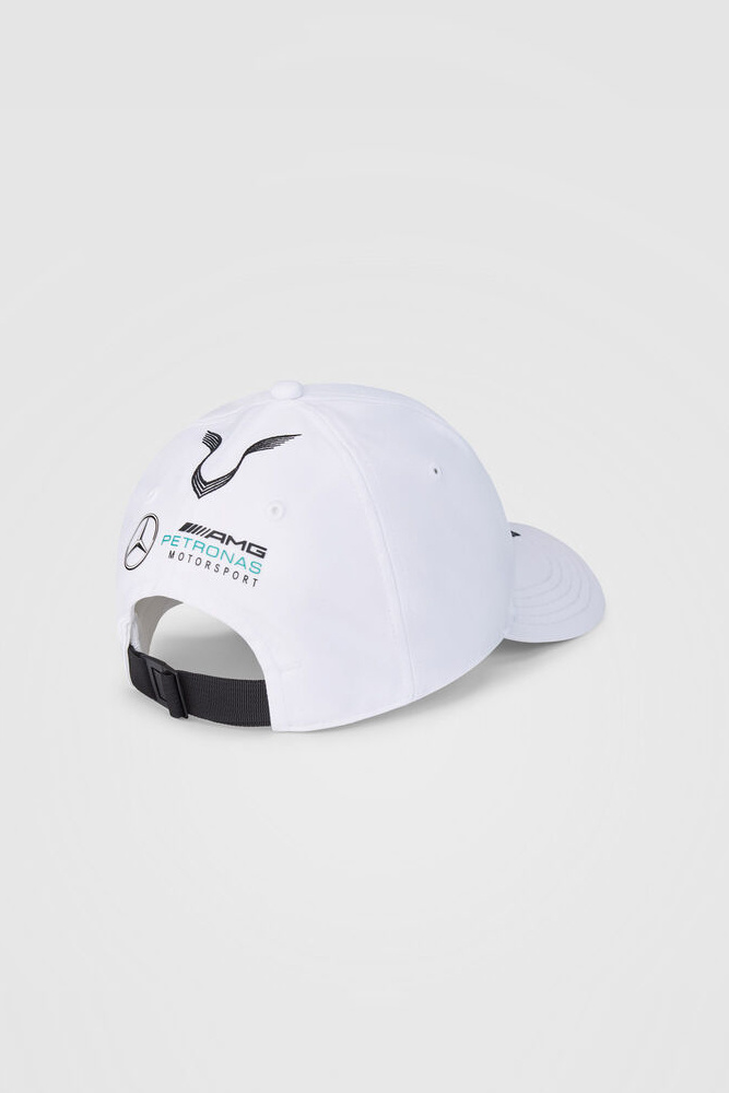 Mercedes Kids Cap Hamilton (Baseball) 2020 - White