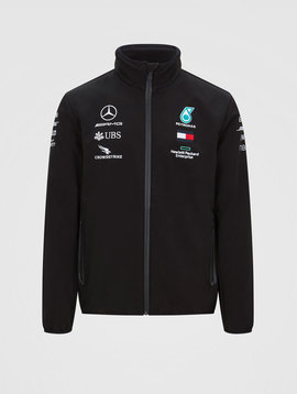 Mercedes Mens Team Softshell Jacket 2020