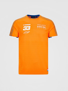 RedBull Mens Verstappen Sportwear 2020 - Orange
