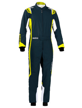 Sparco Thunder Grey Yellow Fluo