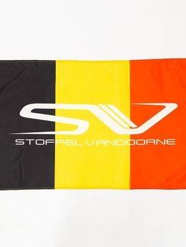 SV Merchandising Belgium Flag logo Stoffel Vandoorne