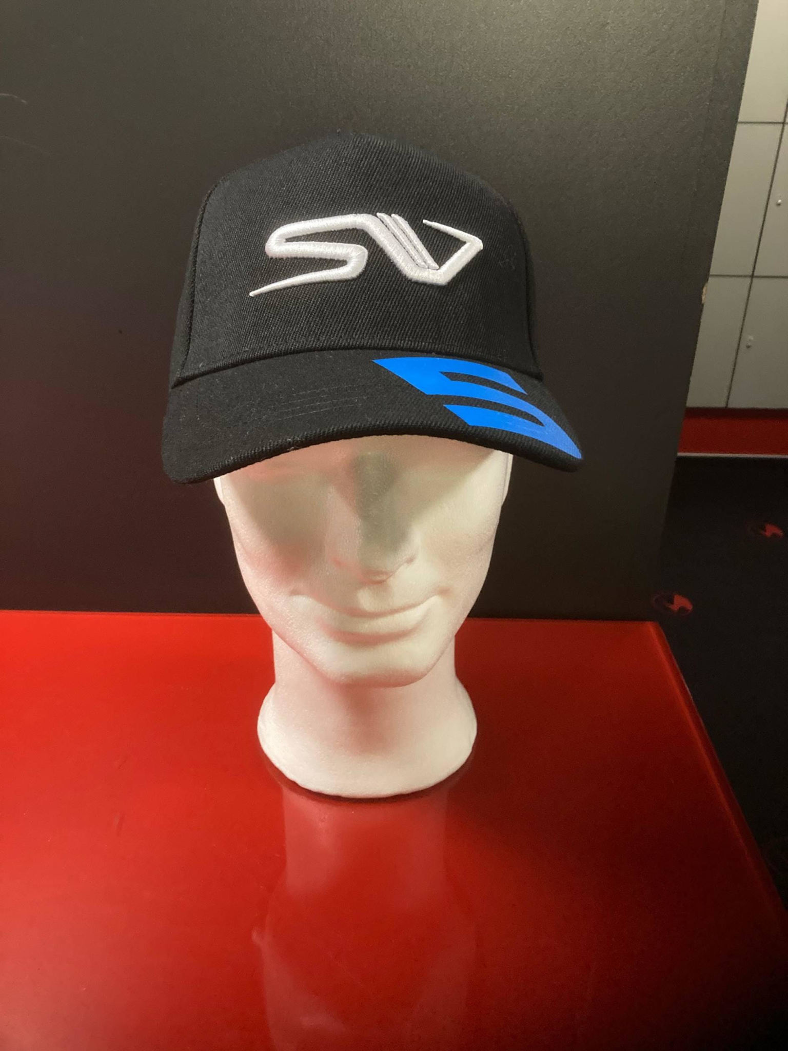 "SV Merchandising Cap Stoffel Vandoorne Limited Edition ""5"""