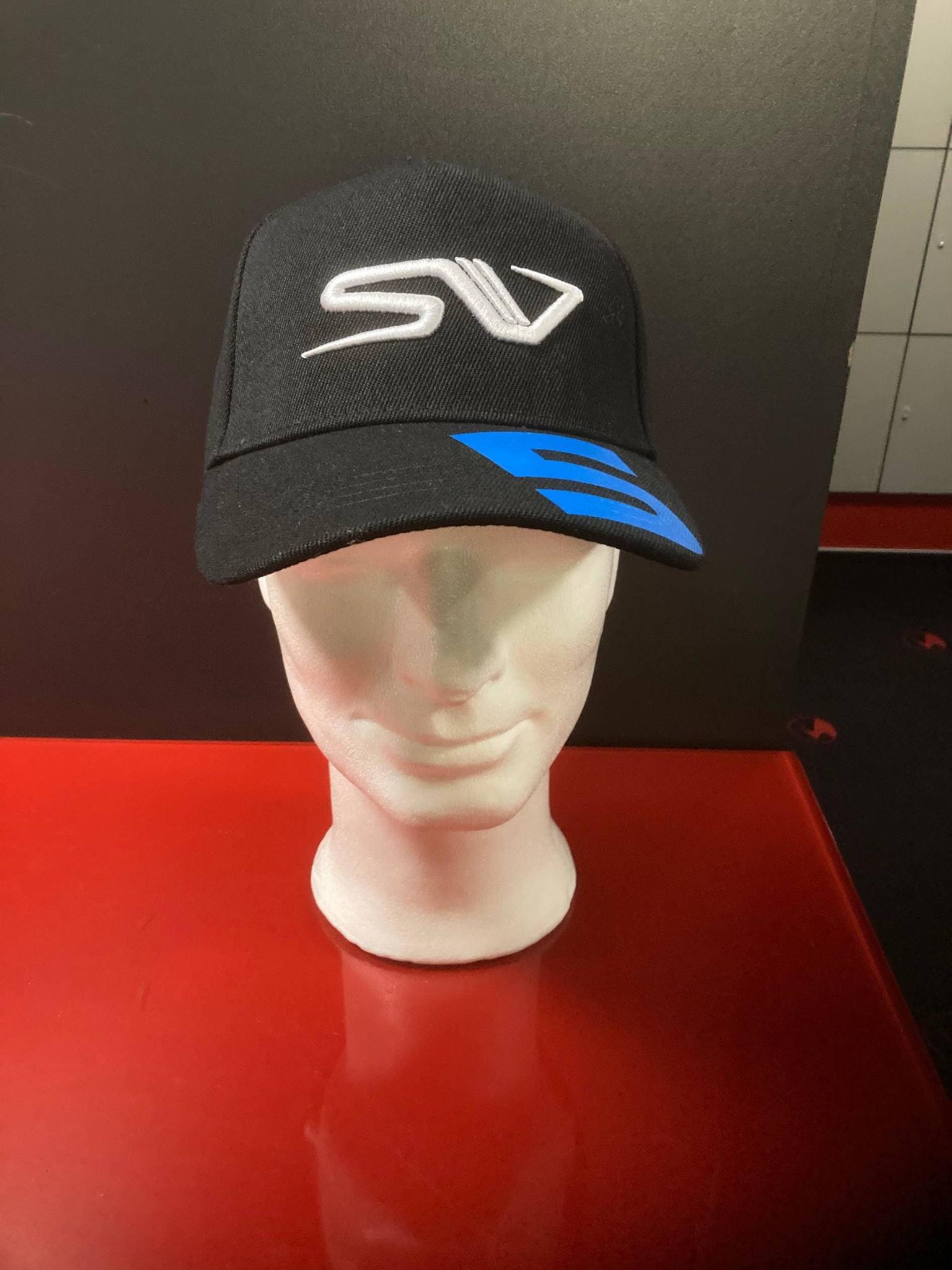 """SV Merchandising Casquette Stoffel Vandoorne Limited Edition """"5"""""""