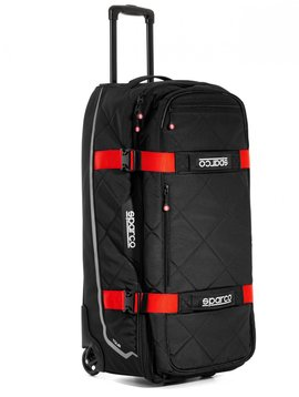 Sparco Tour Trolley sac Noir Rouge