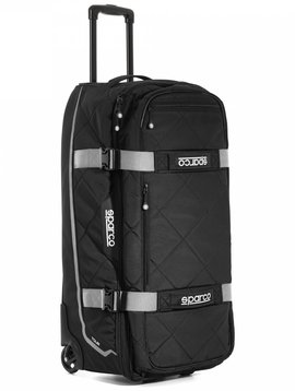 Sparco Tour Trolley bag  Black Silver