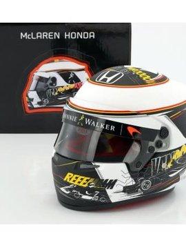 Bell Helmets F1 Replica casque 1:2 Stoffel Vandoorne Spa Edition 2017