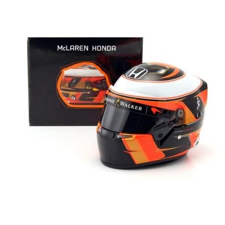 Bell Helmets F1 Replica helme 1:2 Stoffel Vandoorne 2017