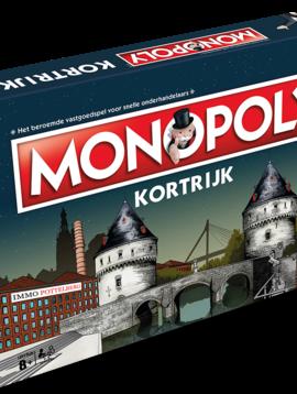Hasbro Gaming Monopoly Kortrijk LE