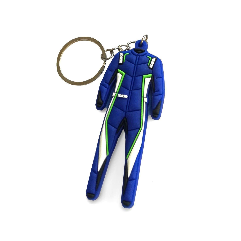 Sparco Schlüsselanhänger Sparco overall Blau