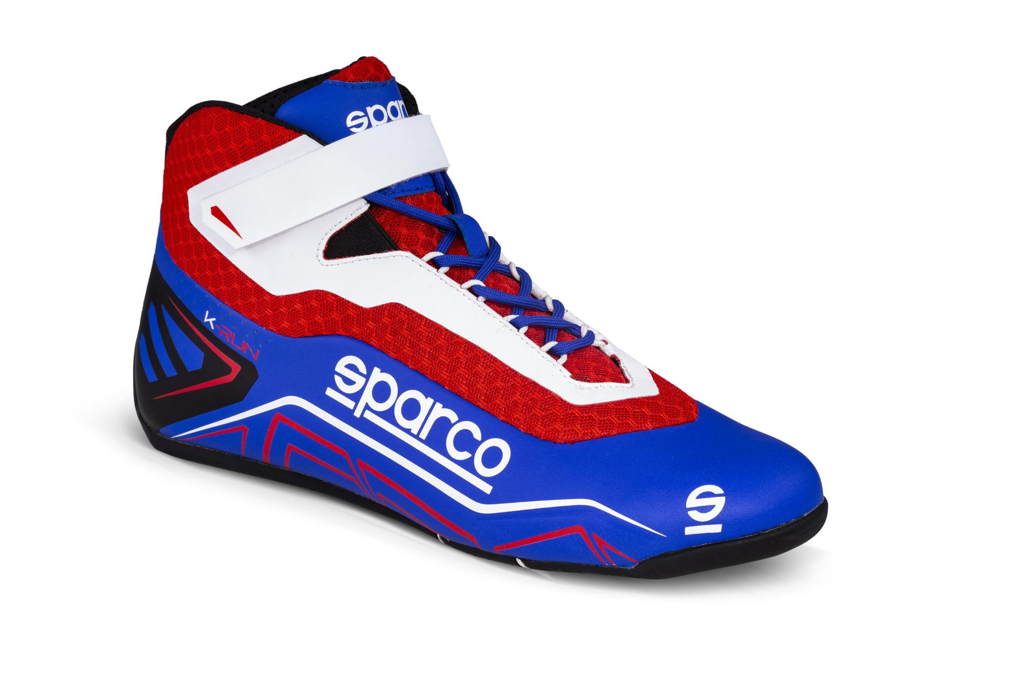 Sparco K-Run Blau Rot