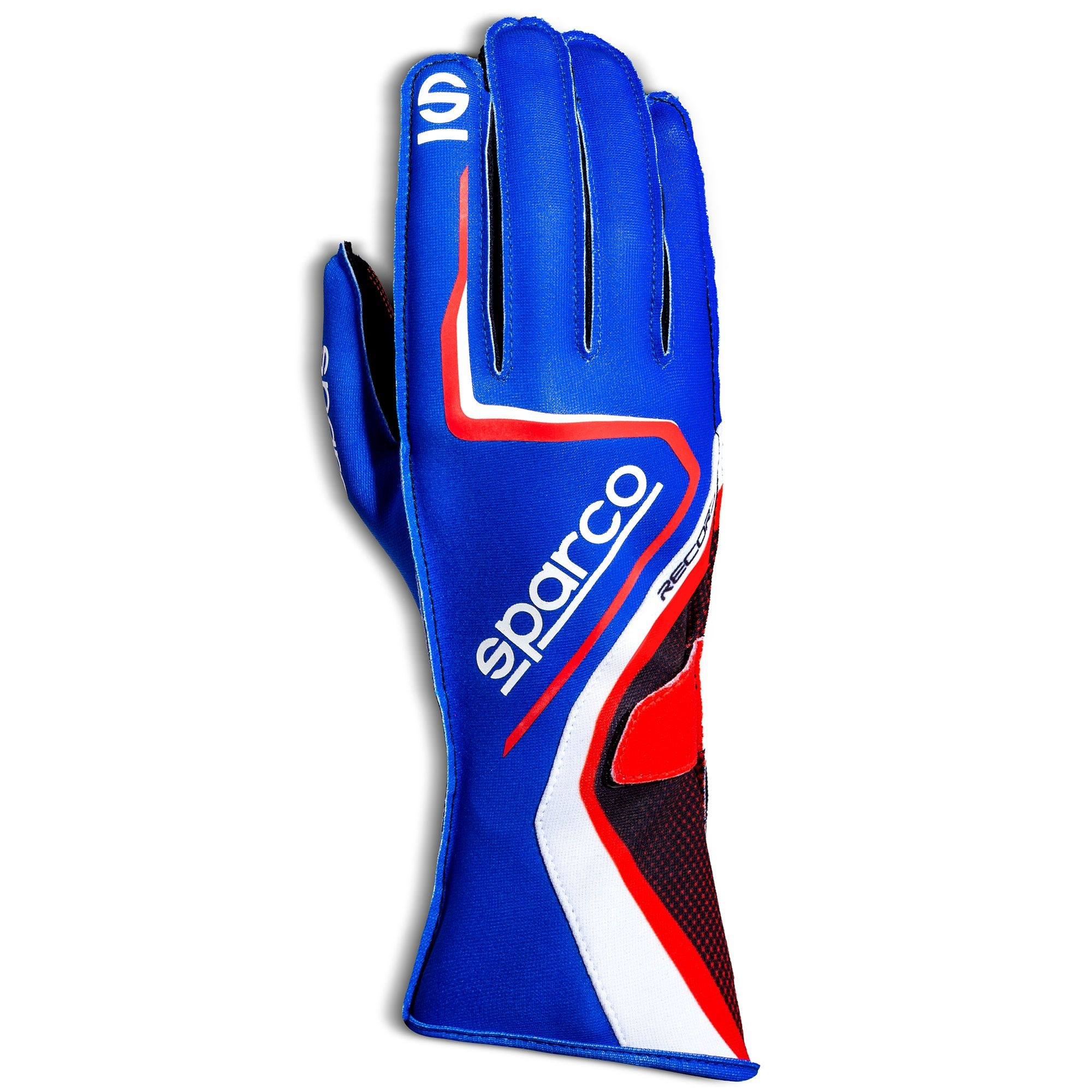 Sparco Record - Blauw Rood