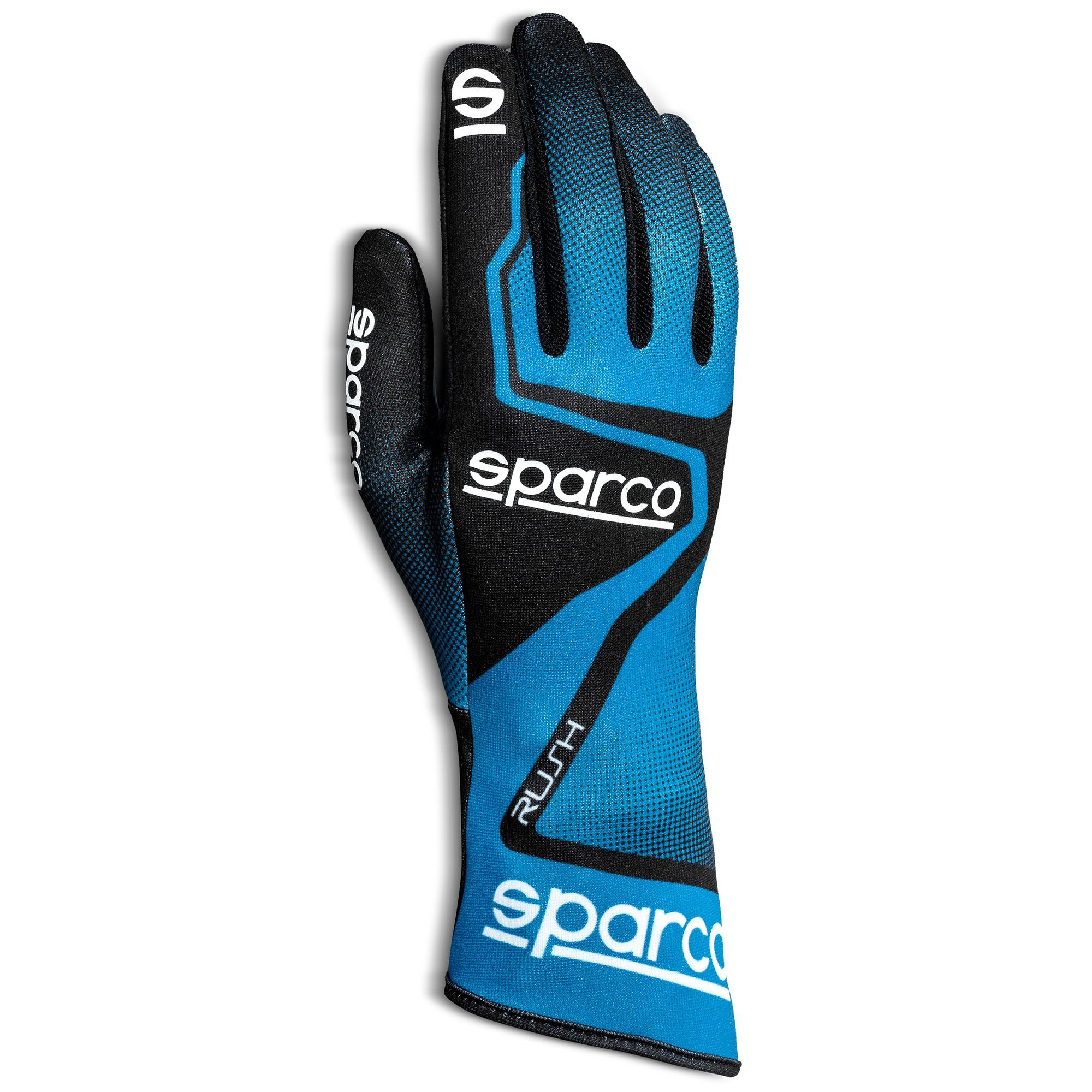 Sparco Rush Light Blau Schwarz