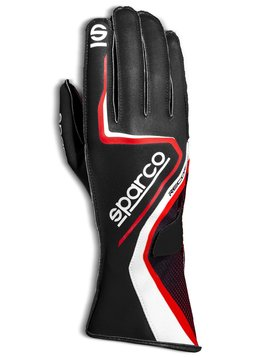 Sparco Record - Black Red