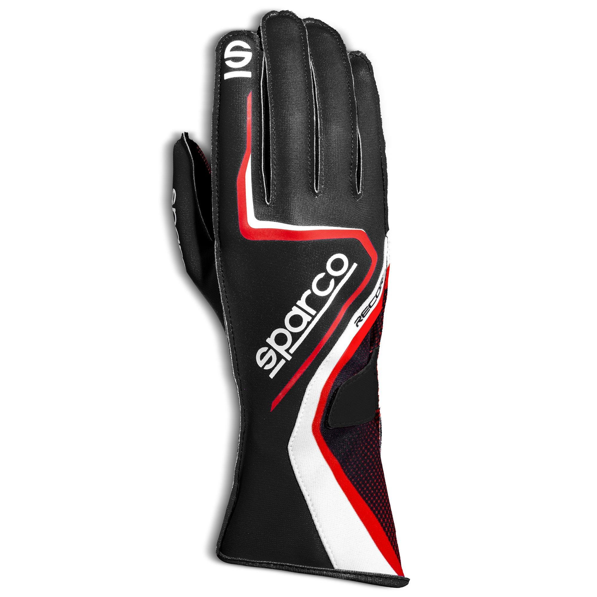 Sparco Record - Zwart Rood