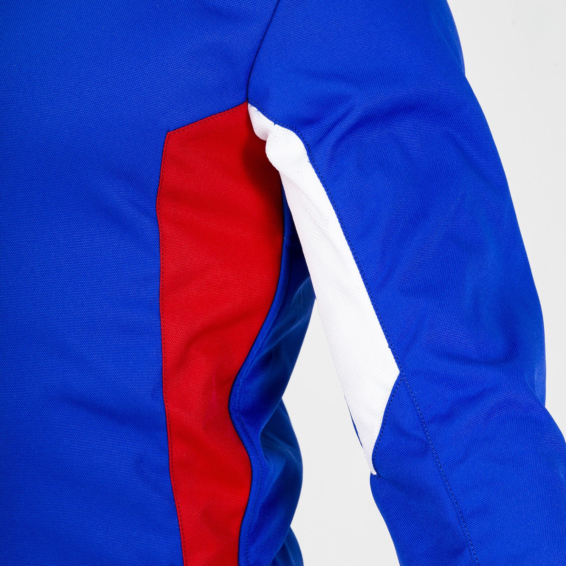 Sparco Thunder Blau Rot