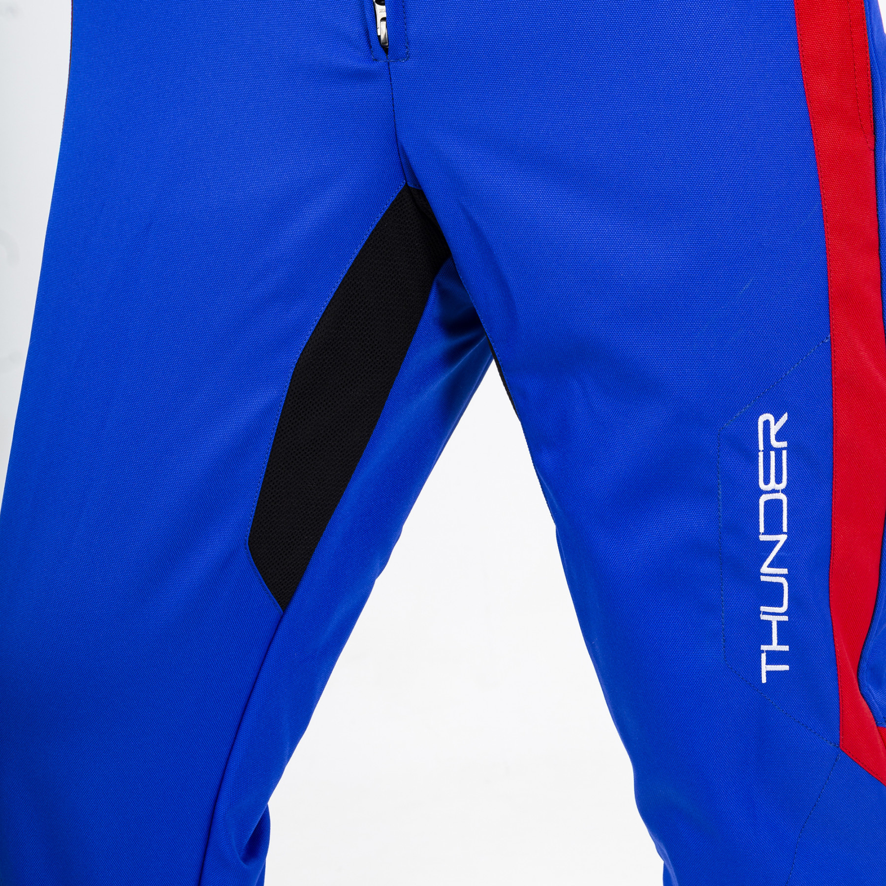 Sparco Thunder Blauw Rood