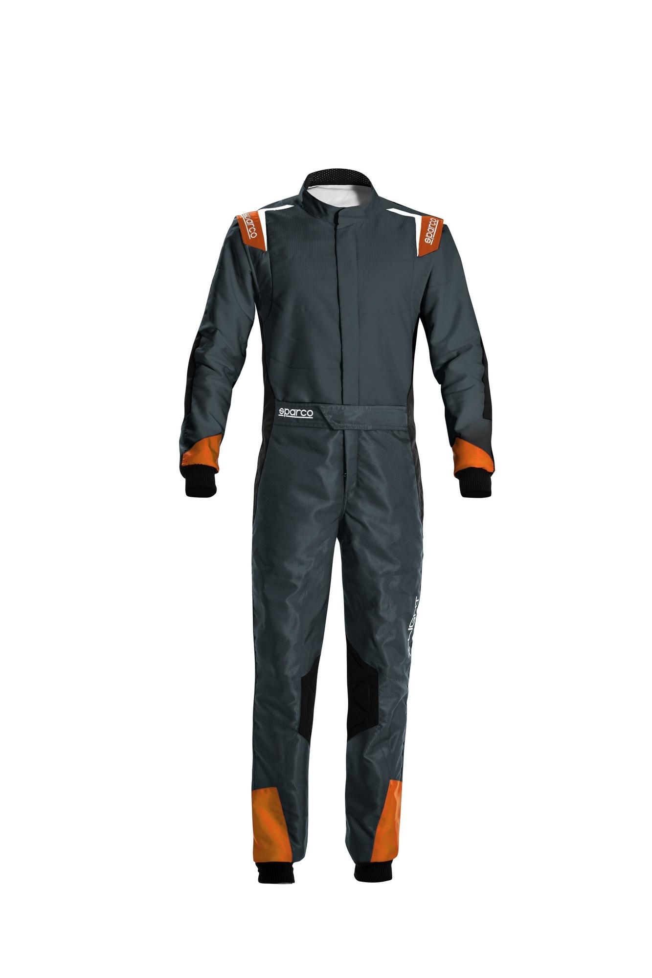 Sparco X-Light K Grey Orange