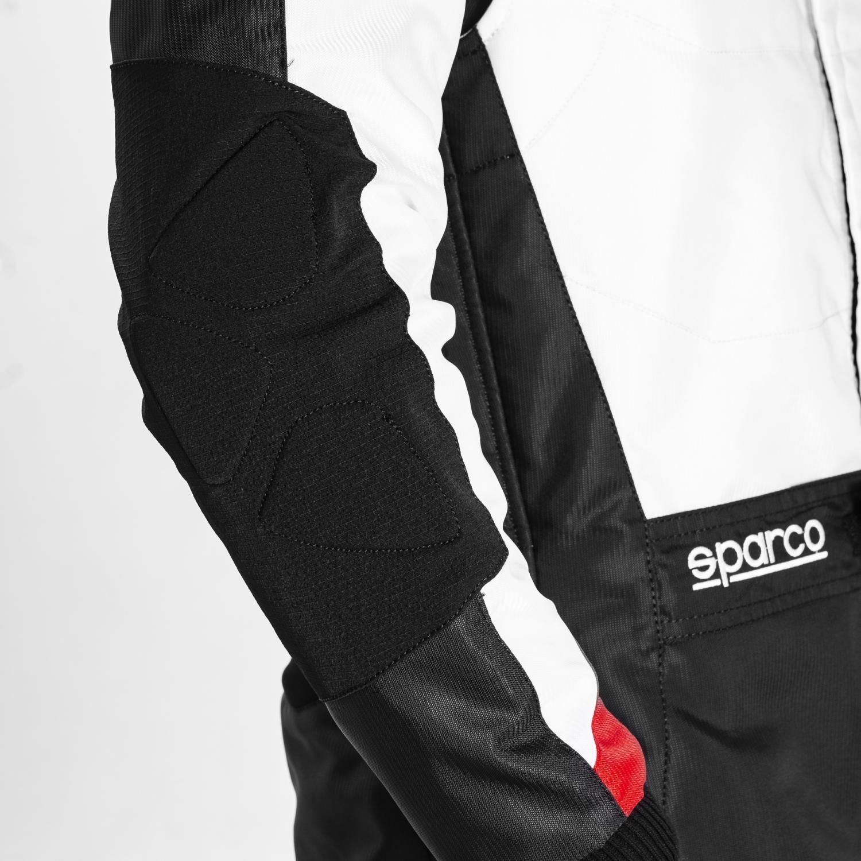 Sparco X-Light K Schwarz Weiß Rot