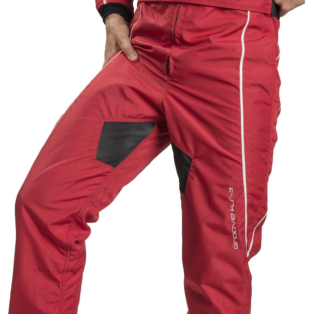 Sparco Groove KS-3 Kid Red