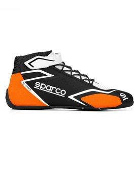 Sparco K-Skid Zwart Oranje