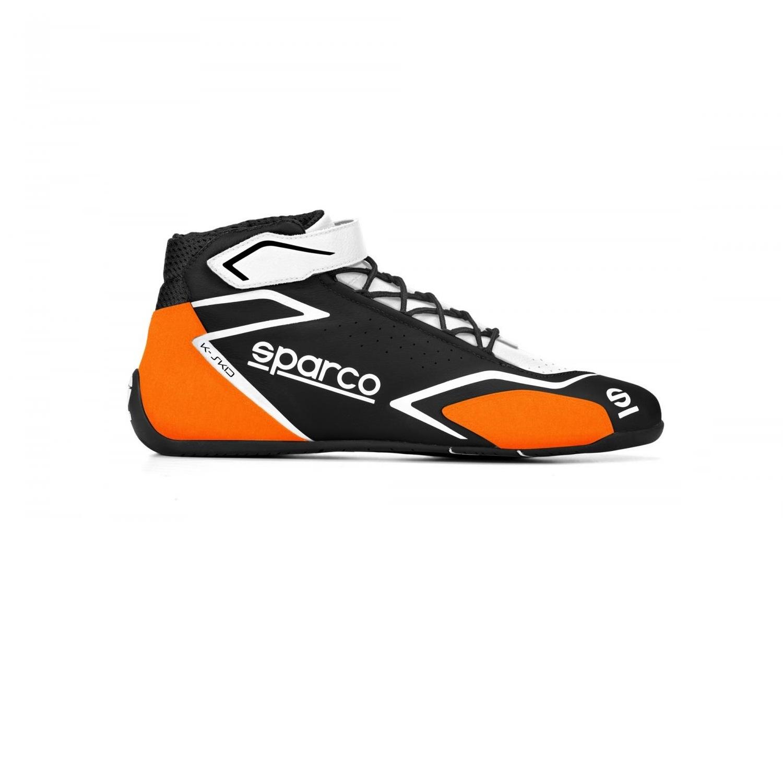 Sparco K-Skid Schwarz Orange