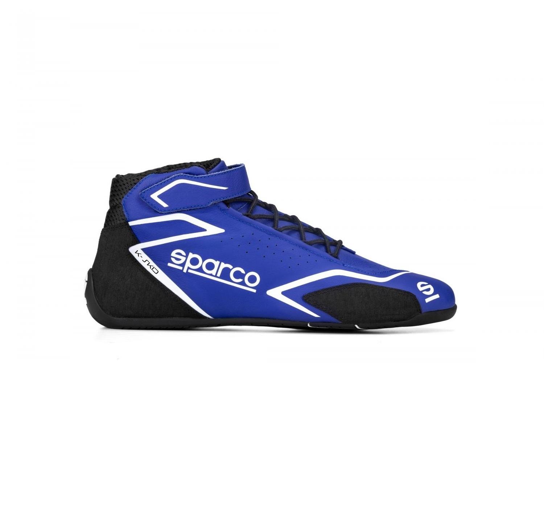 Sparco K-Skid Blauw Wit