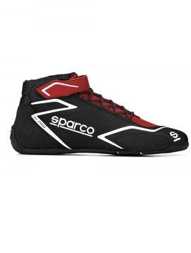 Sparco K-Skid Rood Zwart