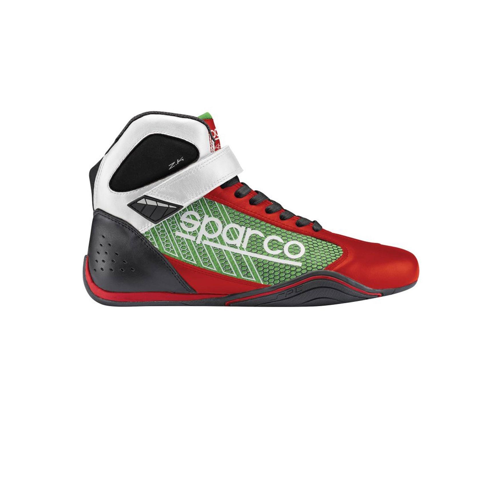 Sparco Omega KB-6 Rouge Vert