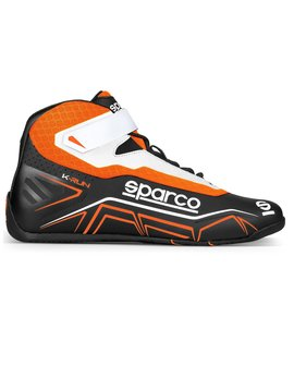 Sparco K-Run Zwart Oranje