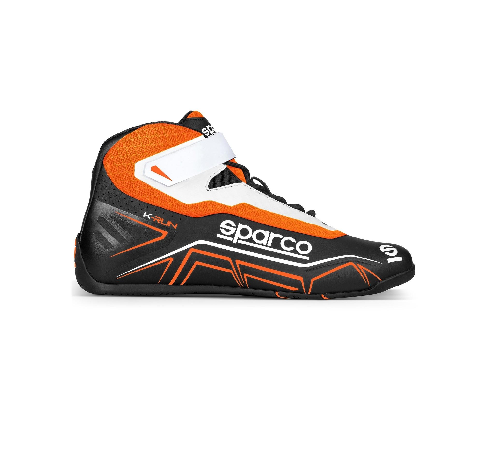 Sparco K-Run Black Orange
