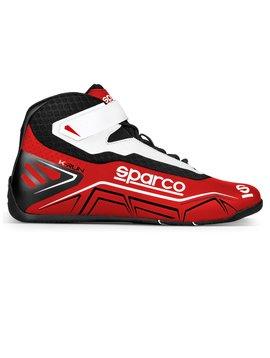 Sparco K-Run Rot weiß