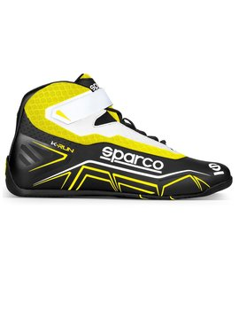 Sparco K-Run Black Yellow