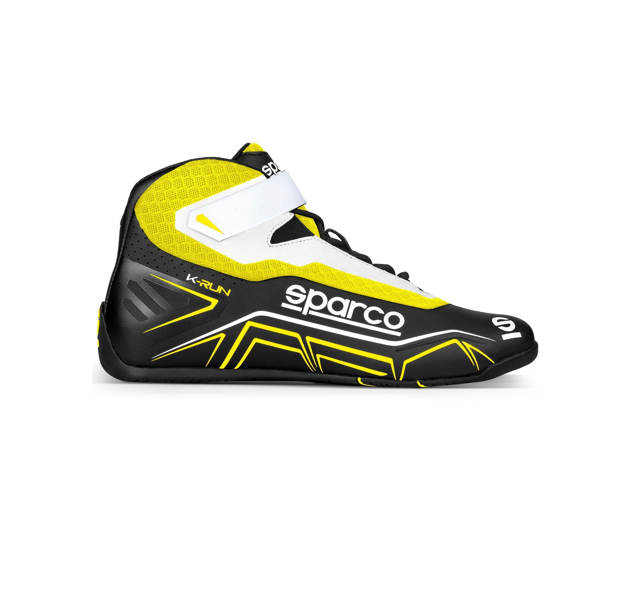 Sparco K-Run Zwart Geel