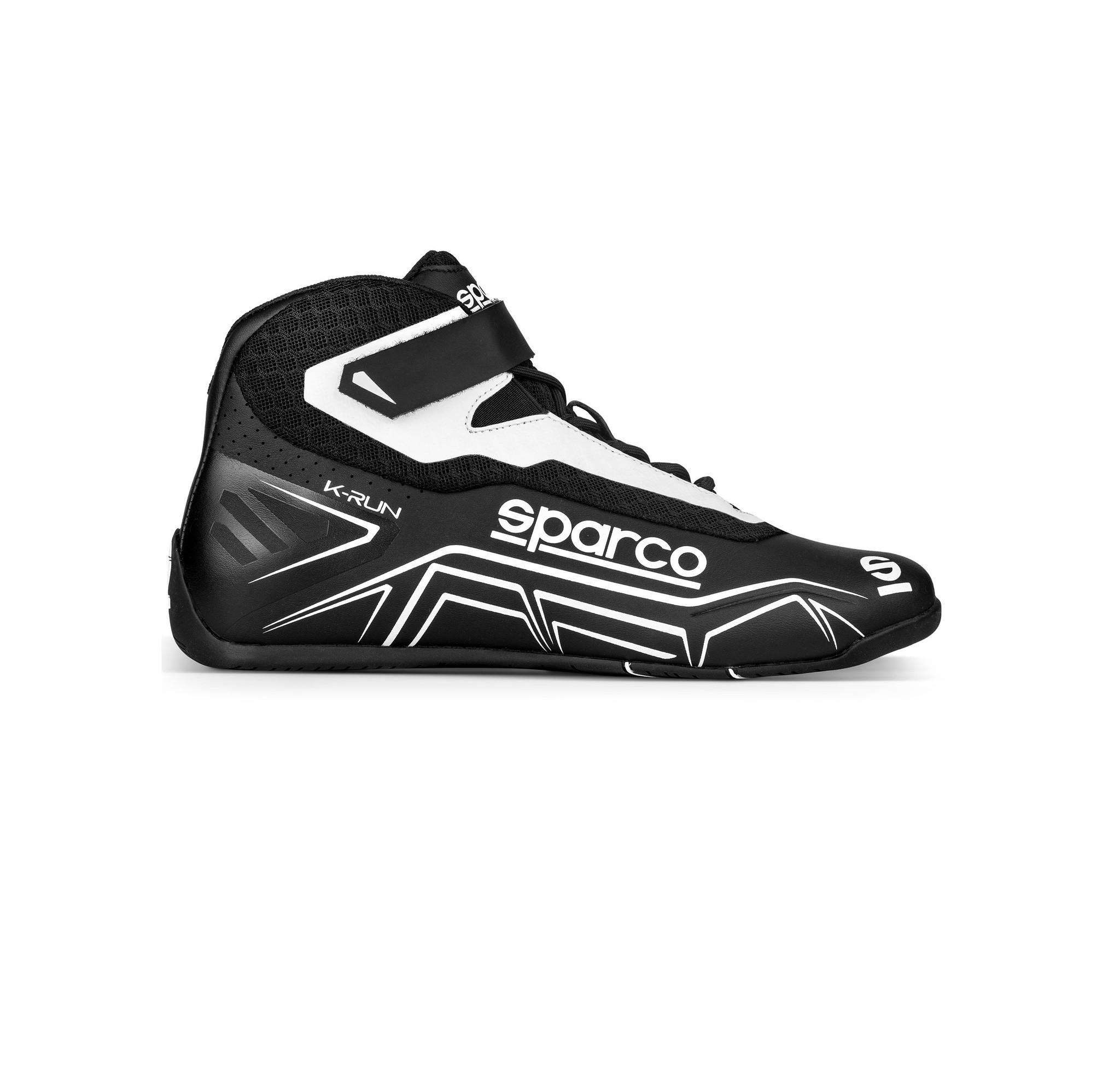Sparco K-Run Black Grey