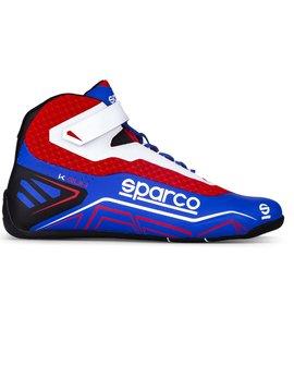 Sparco K-Run Blauw Rood