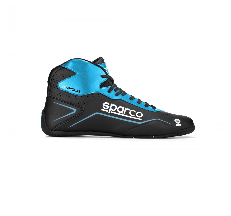 Sparco K-Pole Zwart Blauw