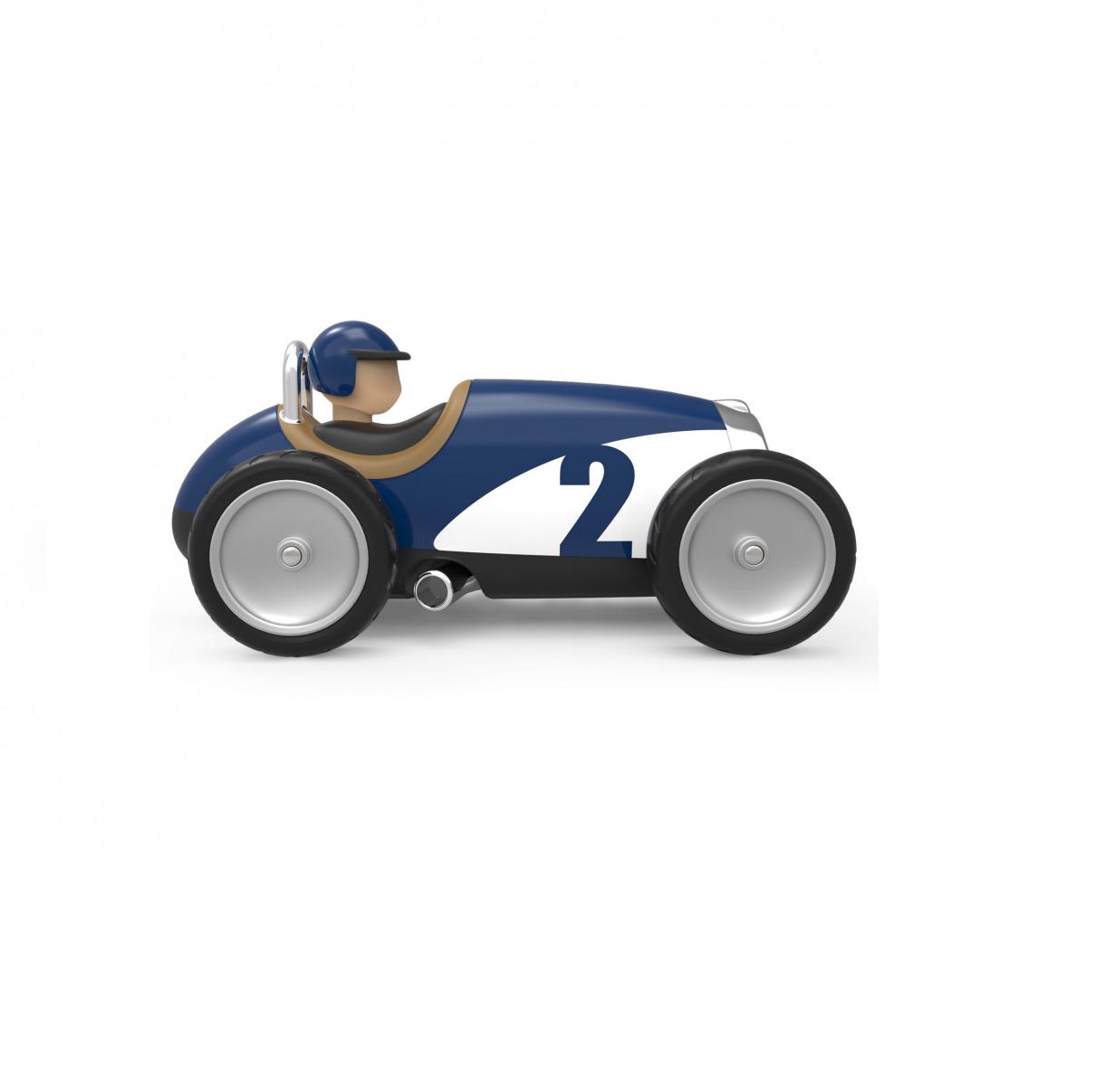 Baghera Racing Car Bleu