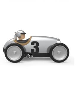 Baghera Racing Car Argenté