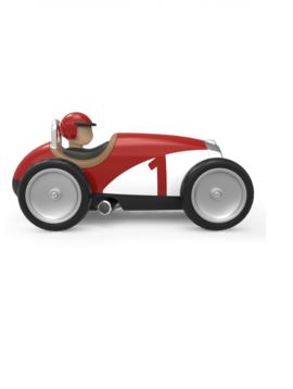 Baghera Racing Car Rot