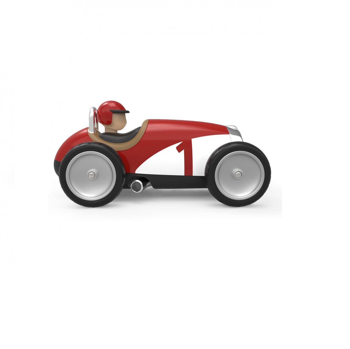 Baghera Racing Car Rouge