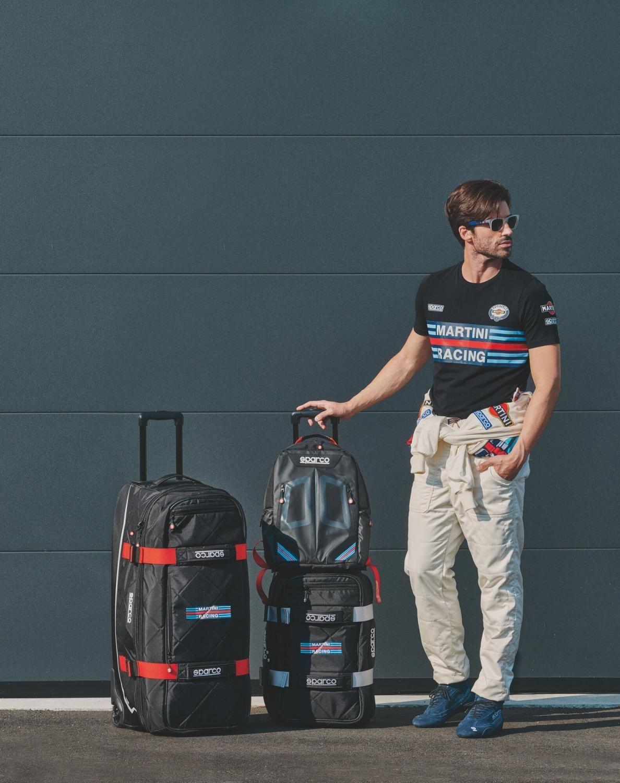 Sparco Tour Bag Martini Racing