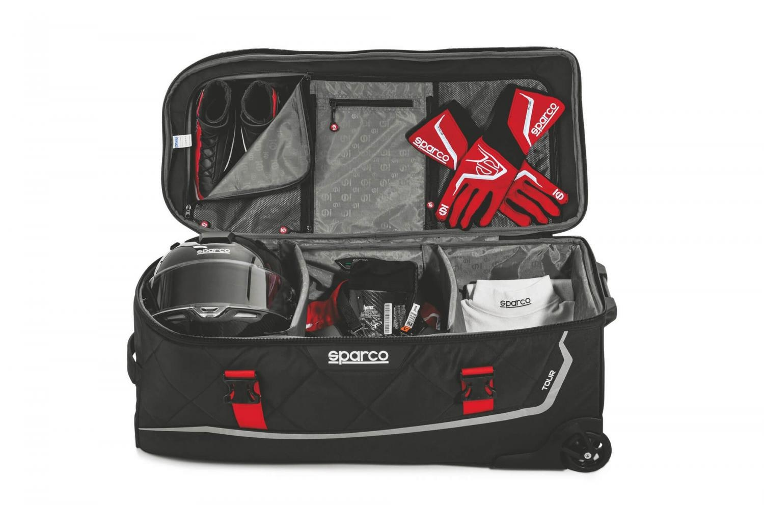 Sparco Tour Tasche Martini Racing