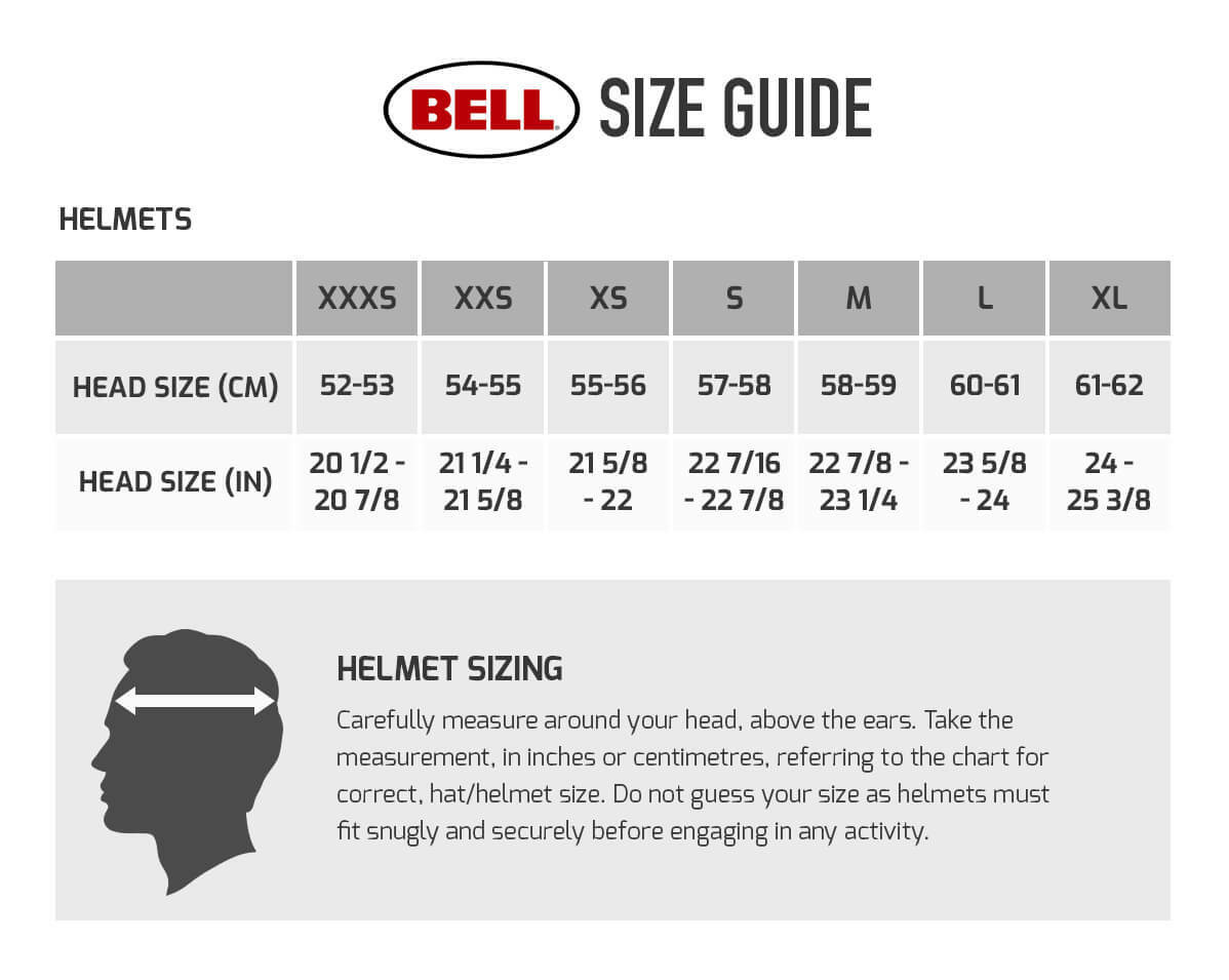 Bell Helmets KC7-CMR Lewis Hamilton Helme