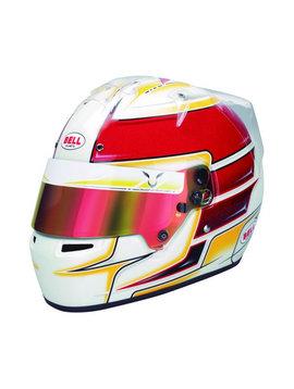 Bell Helmets KC7-CMR Lewis Hamilton Caque