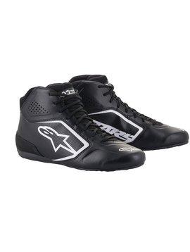 Alpinestars Tech-1 K Start v2 Shoe Black White