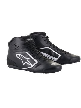 Alpinestars Tech-1 K Start v2 Shoe Zwart Wit